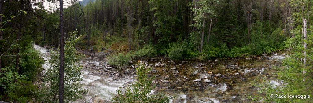 Kootenai Creek panorama
