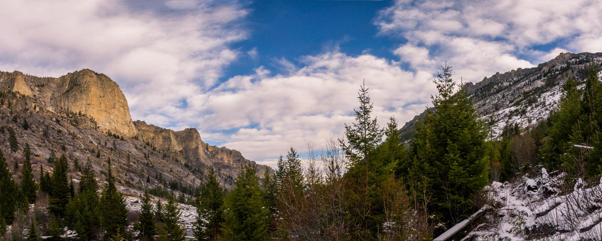 The Waterfalls Of Blodgett Canyon Radleyice