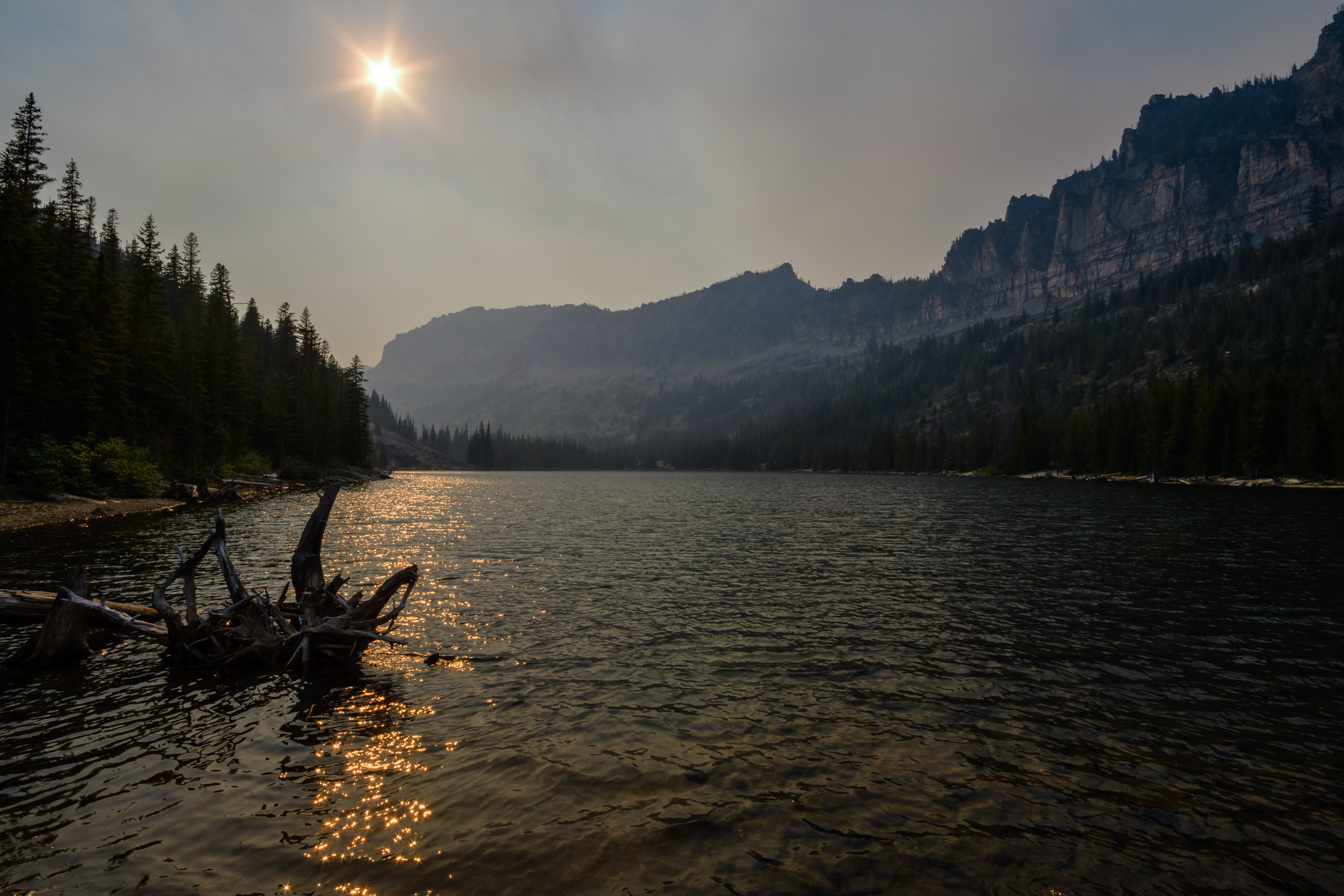 Little Rock Creek Lake